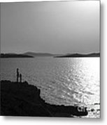 Beauty Of Mykonos Metal Print