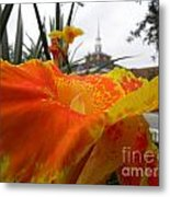 Beauty Up Front Metal Print