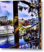 Beaverton  H.s. Winter 2011 Metal Print