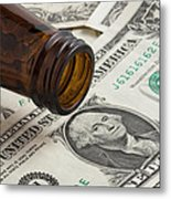 Beer Money 1 A Metal Print