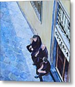 Before The Dinner Rush Metal Print