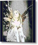 Bell Fairy  Metal Print