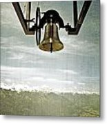 Bell In Heaven Metal Print