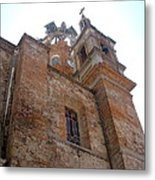 Bell Tower Of Our Lady Of Guadalupe Metal Print