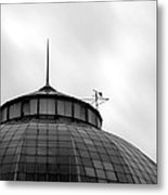 Belle Isle Anna Scripps Whitcomb Conservatory Metal Print
