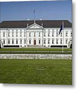 Bellevue Palace Berlin Metal Print