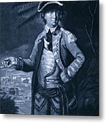 Benedict Arnold - Who Commanded Metal Print by Everett