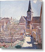 Bennecourt Metal Print
