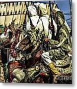 Berber Soldiers Metal Print