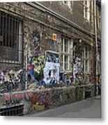 Berlin Graffiti - 1 Metal Print