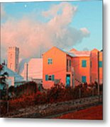 Bermuda Colors Metal Print