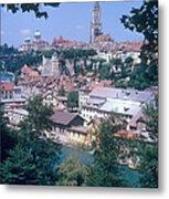 Berne, Switzerland Metal Print