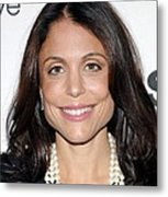 Bethenny Frankel At Arrivals For Sony Metal Print