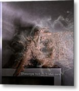 Betrayed For Love Metal Print