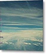 Between Earth And Sky Metal Print