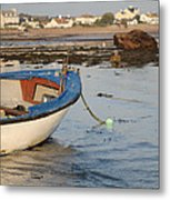 Between Tides Metal Print