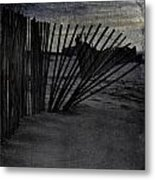 Beyond Our Fences  Metal Print