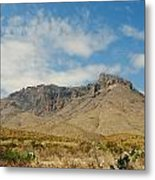 Big Bend Splendor Metal Print