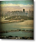 Big City Dreams Metal Print by Laurie Search
