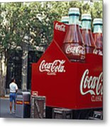 Big Cokes At Disney's Hollywood Studios Metal Print