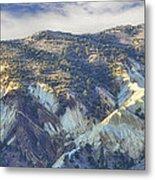 Big Rock Candy Mountains Metal Print