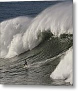 Big Wave II Metal Print
