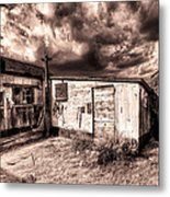 Big Wind Metal Print