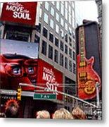 Billboards Metal Print