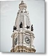 Billy Penn Metal Print