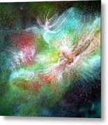 Birth Of Angels Metal Print
