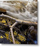 Bishop Creek-1 Metal Print