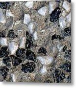Black Diamonds Metal Print