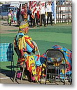 Blackfeet Pow Wow 02 Metal Print