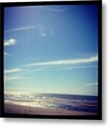 Blackpool - Gorgeous! Metal Print