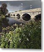 Blackwater River In Munster Region Metal Print