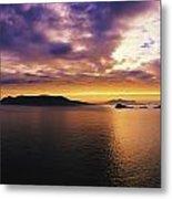 Blasket Islands, Dingle Peninsula, Co Metal Print