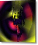 Blasted Rainbow  Metal Print