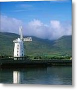 Blennerville Windmill, Tralee, Co Metal Print