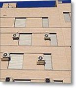 Block Of Flats, Spain Metal Print