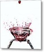 Blood Diamond Metal Print by Mats Silvan