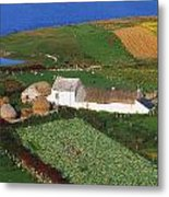 Bloody Foreland, Co Donegal, Ireland Metal Print