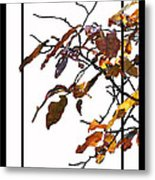 Blowin In The Wind 4 - Final Image Metal Print