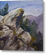 Blowing Rock Nc Metal Print