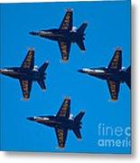 Blue Angels 10 Metal Print
