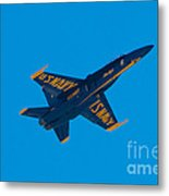 Blue Angels 17 Metal Print