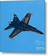 Blue Angels 22 Metal Print