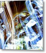Blue Days Metal Print