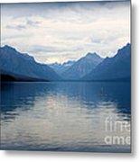 Blue Lake Mcdonald Metal Print