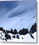 Blue Mountain Winds Metal Print