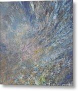 Blue Nebula #1 Metal Print